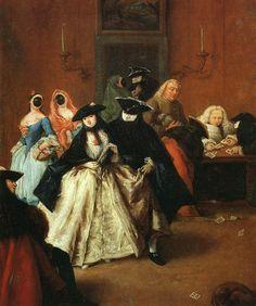 Интересное и забытое - быт и курьезы прошлых эпох. - Из истории масок. Европа и Венеция,16-18 век.