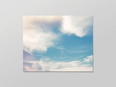 Image of clouds - max wanger print shop