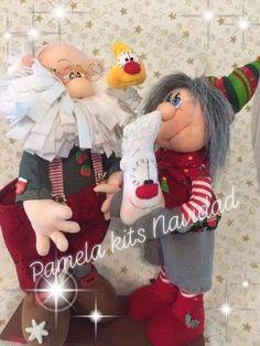 Christmas Clay, Christmas Fabric, Winter Christmas, Christmas Ornaments, Christmas Tree Decorations, Holiday Decor, Halloween 2, Xmas Crafts, Fabric Decor