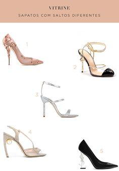 34287ddc9c 5 sapatos com saltos diferentes para a festa de 15 anos - Constance Zahn
