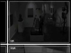 Ghost Caught on Video in Museum