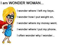 The real Wonder Woman Wonder Woman, My Money, Aging Gracefully, Lol, Truths, Funny Stuff, Funny Things, Wonder Women, Fun