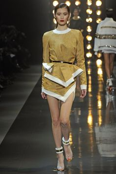 only Fashion: ALEXANDRE VAUTHIER - COUTURE SPRING 14