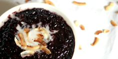 Deliciously decadent yet simple to make, my Coconut Black Rice Pudding recipe uses ingredients always in my store cupboard.
