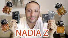 RESEÑA de NADIA Z - 4 PERFUMES EN PROFUNDIDAD (MASTERCLASS😉), EN ESPAÑOL. Perfume, Fragrance, Baseball Cards, Luxury, Orange Blossom