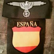 SPANISCHE-FREIWILLIGEN KOMPANIE DERSS 101