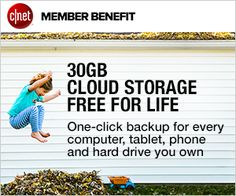 Whether you want to store all your photos and music in one secure place or want to instantly share anything with your friends and family, Pogoplug cloud storage is a valuable solution for backing up your memories. Join CNET and get your 30GB of free cloud storage to make room on your devices.