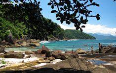 Ubatuba. Praia das Conchas.