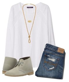 """""""#188 I'm Distressed as my Jeans"""" by ultimateprep on Polyvore featuring Violeta…"""