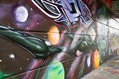 Street Art In Drogheda [The Streets Of Ireland]