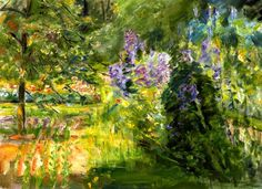 bofransson:  Wannsee Garden Max Liebermann - 1923