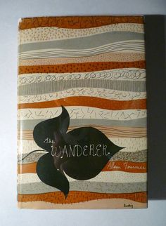The Wanderer cover design by Alvin Lustig (New Directions, New Classics Series #16)
