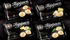 Perfecto Pelmeni Dumplings on Packaging of the World - Creative Package Design Gallery