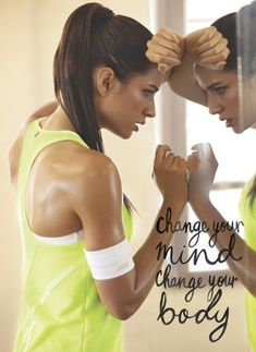 Change your mind, change your body body fitness workout motivation exercise health motivate workout motivation exercise motivation fitness quote fitness quotes exercise quotes Corps Fitness, Sport Fitness, Body Fitness, Fitness Goals, Health Fitness, Workout Fitness, Fitness Weightloss, Workout Body, Health Exercise