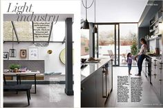 kitchen minale+mann grey