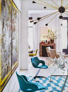 Modern Interior | via Automatism