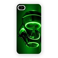 Tron Green Light Cycle iPhone 4/4S and iPhone 5 Cases