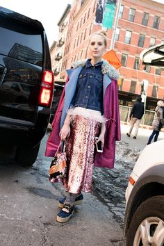 95 Best Street Style Looks From NYFW  - Cosmopolitan.com
