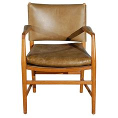 TWO Arne Jacobsen for Hans Wegner Armchairs | From a unique collection of antique and modern armchairs at https://www.1stdibs.com/furniture/seating/armchairs/