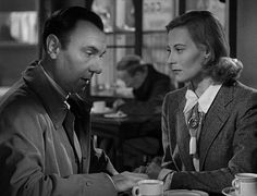 Ralph Richardson and Michele Morgan in The Fallen Idol (Carol Reed - 1948) | Flickr - Photo Sharing!