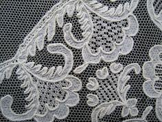 Carrickmacross+Lace | Carrickmacross Lace