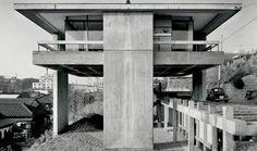 Kiyonori Kikutake - Sky House (1958)