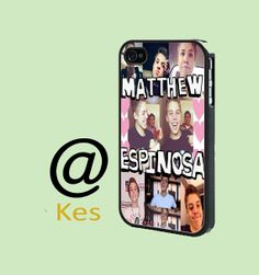 Matthew Espinosa Magcon Boys  Print on hard cover for by AtKes, $13.99