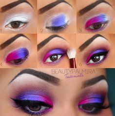 Las sombras de ojos pueden hacer más que magia en tu rostro, estas le darán una personalidad y estilo único a cada uno de tus MakeUp.