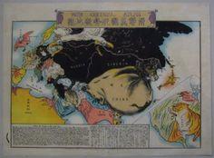 Comic euro maps