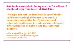 What is Rett Syndrome?