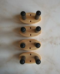 Ukulele wall pegs for hanging up your uk