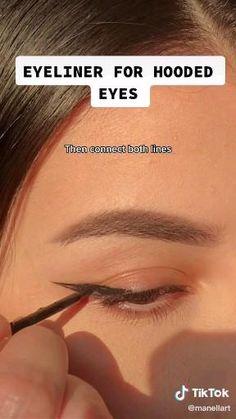 Edgy Makeup, Makeup Eye Looks, Eye Makeup Art, Cute Makeup, Best Eyebrow Makeup, Brown Skin Makeup, Korean Eye Makeup, Eye Makeup Designs, Glamour Makeup