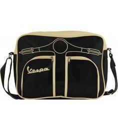 Vespa messenger bag!