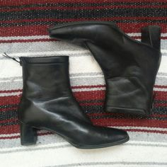 Vintage Stuart Weitzman Leather Boot