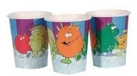 Monster Party Cups - Pack of 10