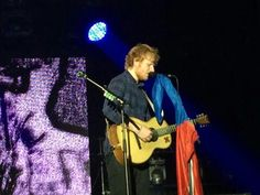 Ed Sheeran concert Prague
