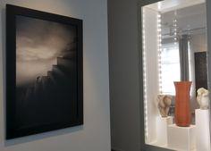 Pilar Garcia Merino - Stairway to heaven - 2010; Wayne Fischer - Untitled - 2008; Magdalene Odundo - Red symmetrical vessel - 1996; Wayne Fischer -Untitled - 2006/2010;