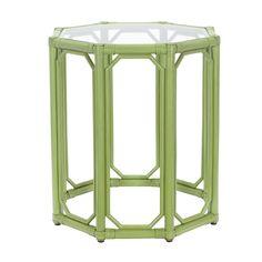 Selamat Designs // Kiwi Regeant Octagon End Table