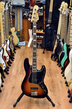 Fender 70s Classic Player Jazz Bass
