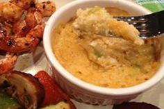 ... Grits on Pinterest | Cheese grits, Grits casserole and Shrimp n grits