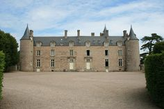 Le château de Bienassis.situé sur la commune d'Erquy,Côtes-d'Armor, Bretagne, France