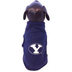 Amazon.com : NCAA Brigham Young University Cougars Collegiate Polar Fleece Dog Sweatshirt, Navy Blue : Sports & Outdoors  For Lizzie