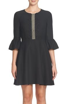 f7f028509 CeCe Laine Fit & Flare Dress (Regular & Petite) available at #Nordstrom