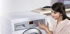Cele mai bune mașini de spălat rufe pentru o curățare eficientă Washing Machine, Home Appliances, Interior, Design, Home Decor, House Appliances, Decoration Home, Room Decor, Domestic Appliances