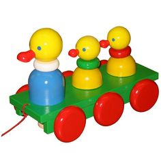 Animals Marching Band by To My Toys - Bing Baby Bach, Brainy Baby, Pull Along Toys, Baby Ducks, Wooden Train, Bing Video, All Toys, Aba, Rubber Duck