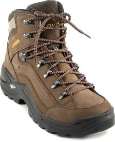 One of the better ones. Lowa Renegade hiking boot.