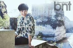 Jung Il Woo - bnt International November 2014