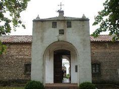 Estancia jesuitica Santa Catalina. Córdoba. Argentina.