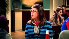 Big Bang Theory: General Conversation skills