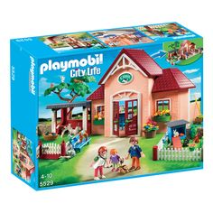 Clínica Veterinaria Playmobil